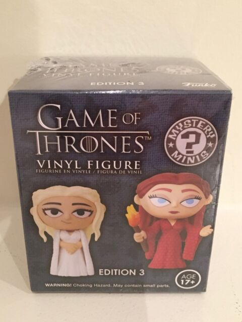 GAME OF THRONES SERIES 3 FUNKO MYSTERY MINIS UNOPENED BLIND BOX VINYL FIGURE NEW