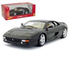 1:18 Mattel HOT WHEELS - F355 Berlinetta Ferrari Black