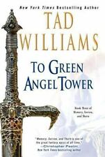 Osten Ard: To Green Angel Tower Pt. 2 by Tad Williams (1994, Paperback)