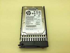 HP 627117-B21 300GB 6G 15K 2.5 DP SAS HDD 627195-001 627114-002