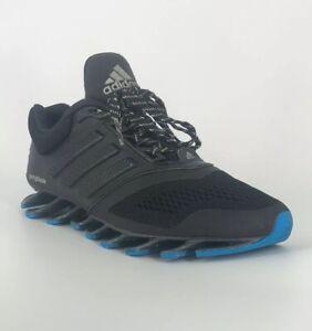 e552bd4516063 ADIDAS Springblade Razor Men s 6.5 M Black Blue Running Athletic ...