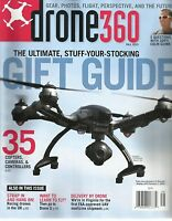 Drone 360 Special Magazine Gift Guide Fall 2015 - - Free Ship