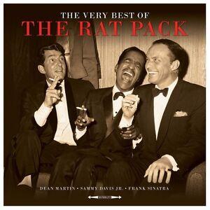 Rat-Pack-Sinatra-Martin-Davis-Jr-VERY-BEST-OF-180g-NEW-COLORED-VINYL-2-LP