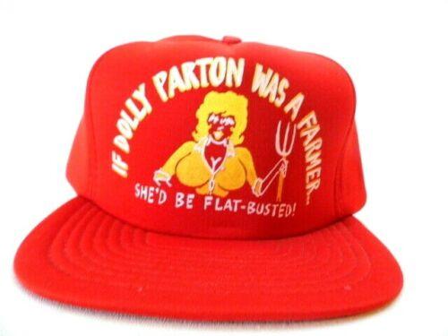 Vintage San Sun Insulated Snapback Novelty Hat Dol