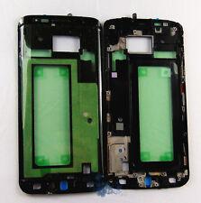 Frontal Carcasa Media Marco Bisel Placa Para Samsung Galaxy S6 Borde sm-g925f