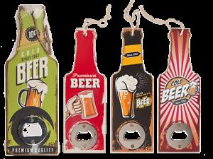 Dekorativ-Flaschenoeffner-Beer-Vintage-Kronkorken-Bar-Dekoration-Geschenkidee