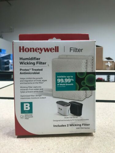 Honeywell Replacement Wicking B Filter HCM750 HAC700 Series NEW