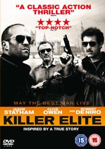 Killer-Elite-DVD-2012-Jason-Statham-McKendry-DIR-cert-15-NEW
