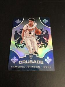 Cameron Johnson 2019-20 Panini Chronicles Basketball Crusade prizm Rookie Suns