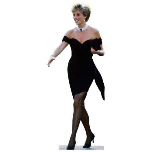 H10007 Princess Diana Dutchess Wales Cardboard Cutout Standup