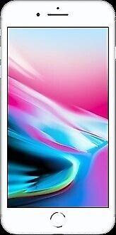 iPhone 8 Plus, GB 8, hvid