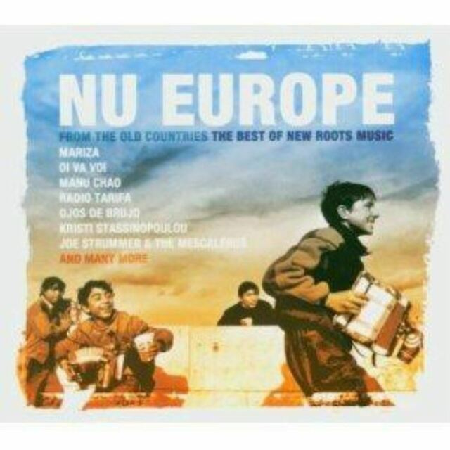 NU EUROPE - FROM THE OLD COUNTRIES THE BEST NEW ROUTES MUSIC various 2X CD album
