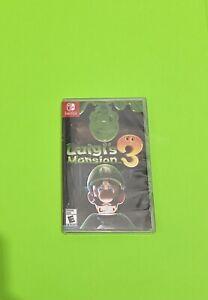 Luigi's Mansion 3 - Nintendo Switch BRAND NEW, SEALED, ***FREE SHIPPING***