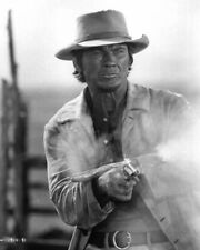 Charles Bronson Magnificent Seven BW 10x8 Photo