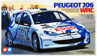 Tamiya Automotive Model 1/24 Car PEUGEOT 206 WRC Scale Hobby 24221