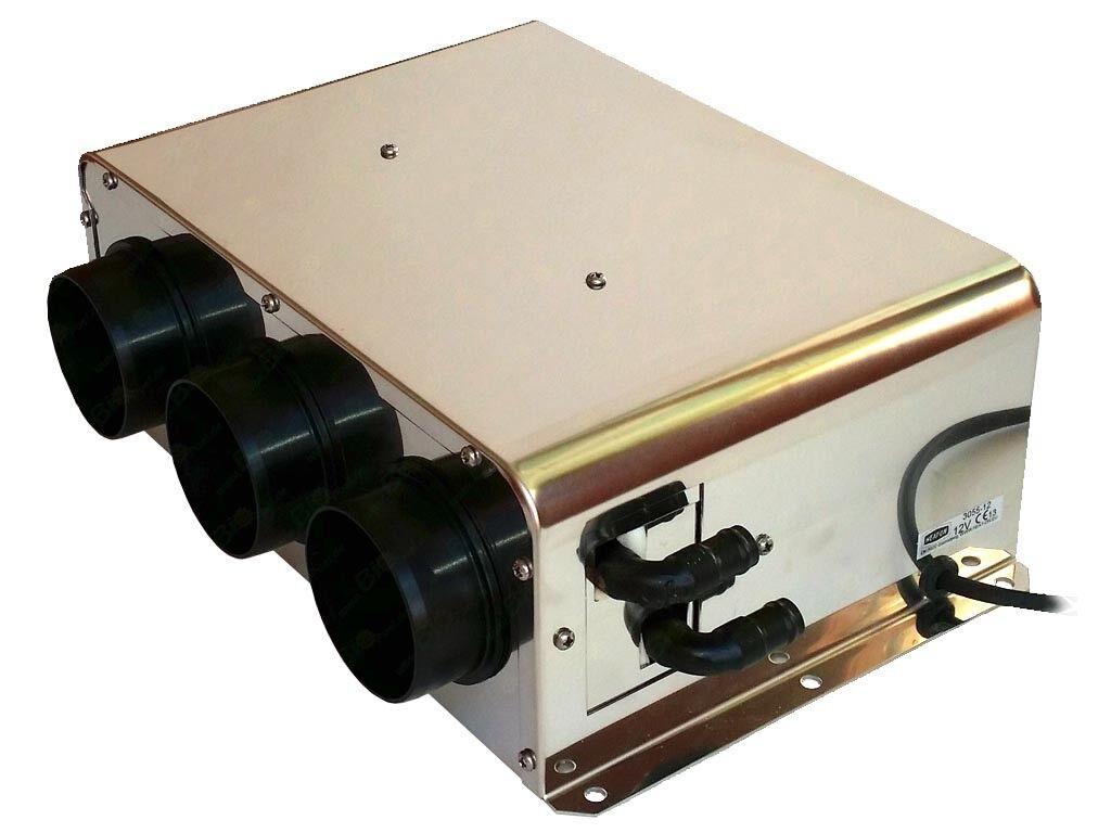 Heat-On Kabinenheizung Kabinenheizung Kabinenheizung Set Marine 12 Volt 12,2 kW - Zusatzheizung, Kabinenheizer 26e9b0
