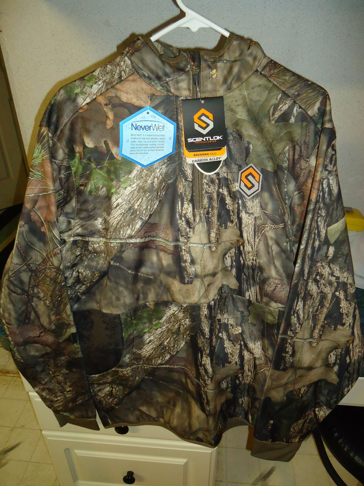 SCENTLOK SAVANNA RAID HOODIE MEN'S MEDIUM (M) -  99.99
