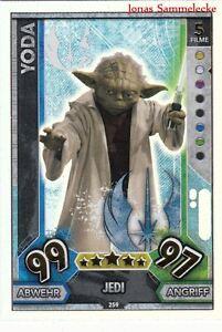 Topps star wars force attax universe-rainbow FOIL carte sélection Force Maître-afficher le titre d`origine ZNgx1I3C-09102514-577034098