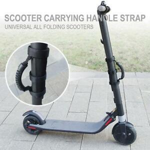 Scooter-Main-Transport-Nylon-Poignee-Sangle-pour-Xiaomi-M365-Ninebot-ES1-ES2-ES3