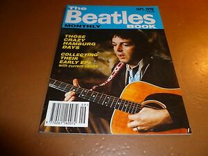 THE-BEATLES-BOOK-MONTHLY-Magazine-No-269-September-1998