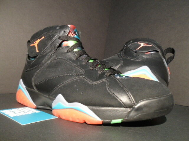 Nike Air Jordan VII 7 Retro 30th MARVIN THE MARTIAN BARCELONA NIGHTS BLACK OG 10