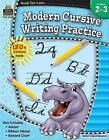 Modern Cursive Writing Practice, Grades 2-3 by Teacher Created Resources (Paperback / softback, 2007)