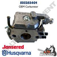 Genuine Husqvarna Carburetor 588171156 503283401 | C1q-el24 | 327pt5s
