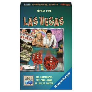 Ravensburger-alea-Las-Vegas-Das-Kartenspiel-Bluffspiel-Taktikspiel-Karten-Spiel
