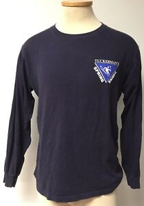 TUCKERMAN-039-S-SPRING-SKIING-TUCKERMAN-RAVINE-100-COTTON-LONG-SLEEVE-T-SHIRT-SZ-M