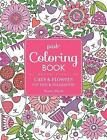 Posh Adult Coloring Book: Cats and Flowers for Fun & Relaxation by Susan Black (Paperback, 2017)