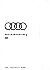 AUDI-Q5-Betriebsanleitung-2019-Bedienungsanleitung-FY-Handbuch-Bordbuch-BA