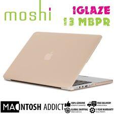 "Moshi iGlaze Ultra Slim Hardshell Cover Case 13"" Retina MacBook Pro SATIN GOLD"