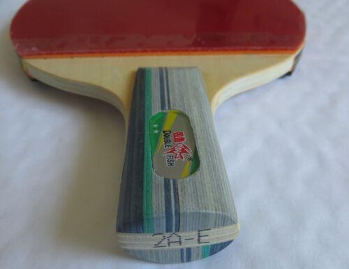 brand name PENHOLD short handle nice ping pong racket table tennis paddle CS