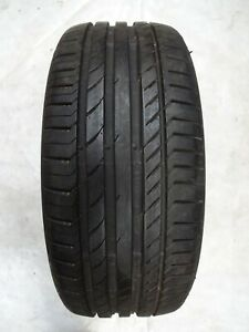 1-pneus-d-039-ete-Continental-ContiSportContact-5-MO-225-45-r17-91-V-3-17-7a