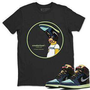 AJ-1-Bio-Hack-Sneaker-Matching-Tees-and-Outfit-Sneakerhead-T-Shirt