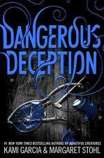 Dangerous Deception (Dangerous Creatures)-ExLibrary