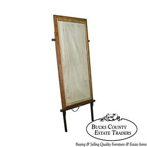 Antique Early 19th Century Louis XV Easel Floor Mirror | eBay