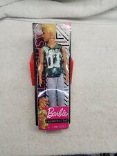 NEW Barbie KEN Fashionistas #9 Plaid on Point Doll African American AA FN41 NIB
