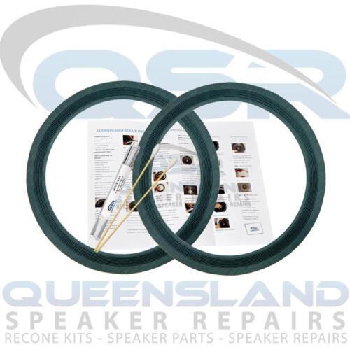 """604 15/"""" Cloth Surround Kit to suit Altec Speakers 421 SC ALTEC 421 808"""
