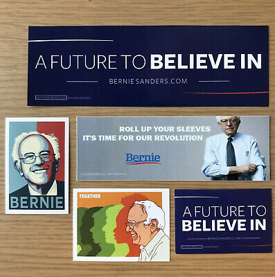 Bernie Sanders Together Diversity Sticker