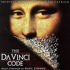 The Da Vinci Code [Original Motion Picture Soundtrack] by Hans Zimmer (Composer) (CD, May-2006, Decca)