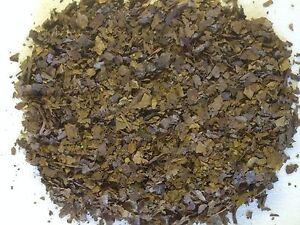 Seemandelbaumblaettchen-Mischfutter-fuer-Fische-und-Garnelen-2in1-Catappa-Leaves