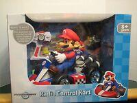 Mario Kart Wii 18 Inch Radio Control Kart- Nintendo 1:8 Scale - Very Rare