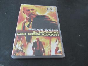 Il Mondo De Replicanti (DVD) - Bruce Willis Sólo Funda Original