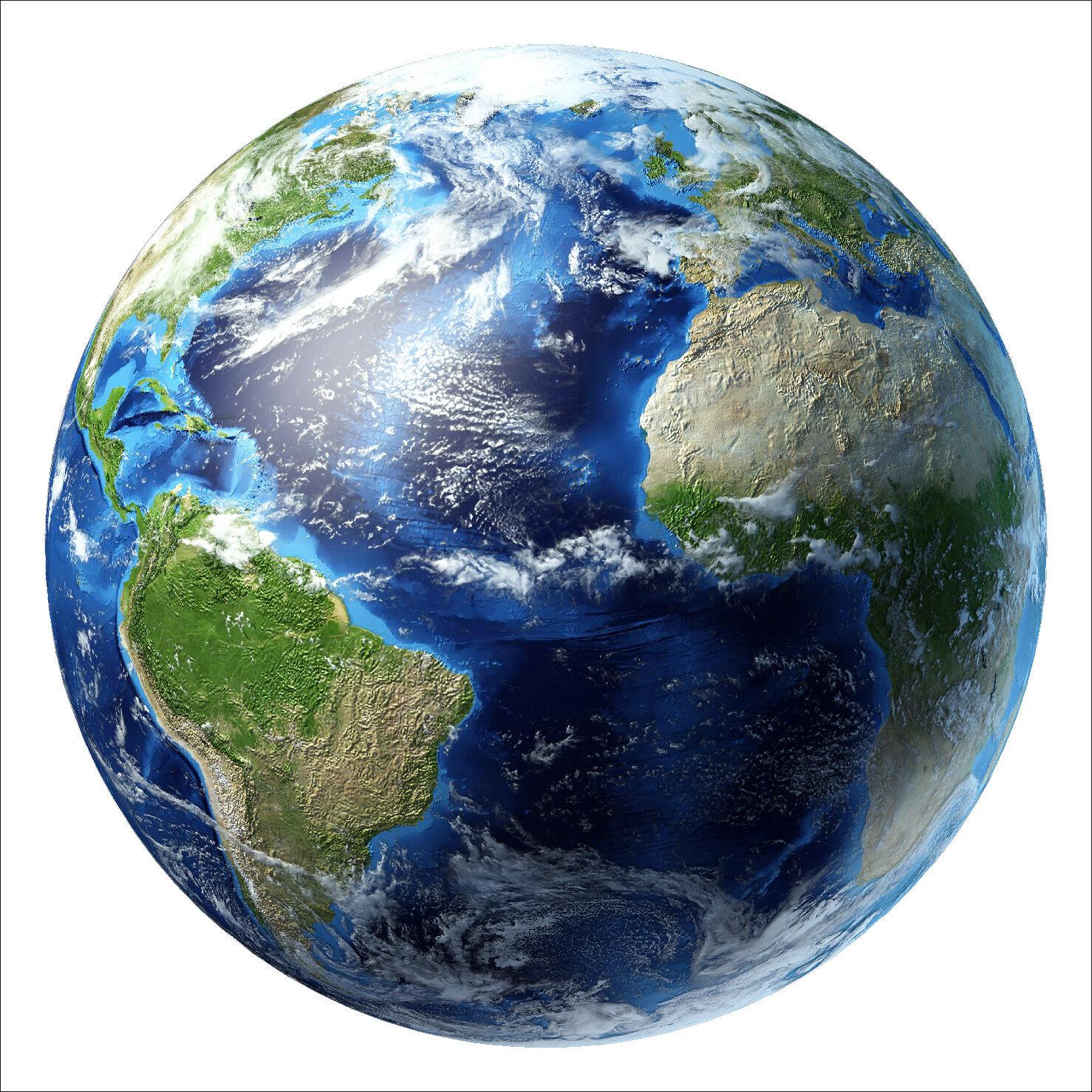 Adesivo Parete Adesivo Decocrazione  Pianeta Terra Ref 4522 (25 Dimensioni)