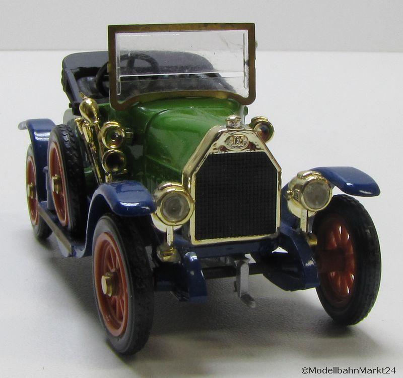 Rio Fiat Mod. O. vert-bleu échelle 1 43