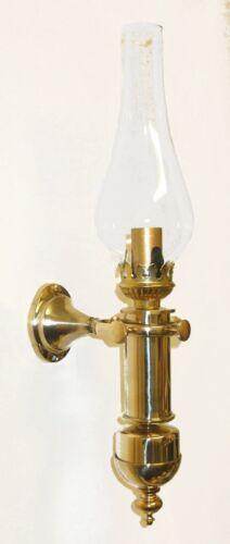 Gimbaled Electic Wall light Brass 12v//24v or mains 240v  Max 100watt      2026