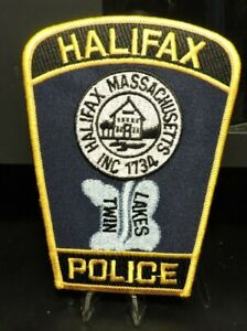 Subdued Boston SWAT Team MA Police Dept Patch Massachusetts