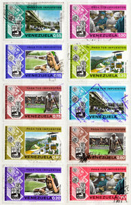 IB Venezuela Revenue  Tax Paid Collection - Royal Tunbridge Wells, United Kingdom - IB Venezuela Revenue  Tax Paid Collection - Royal Tunbridge Wells, United Kingdom
