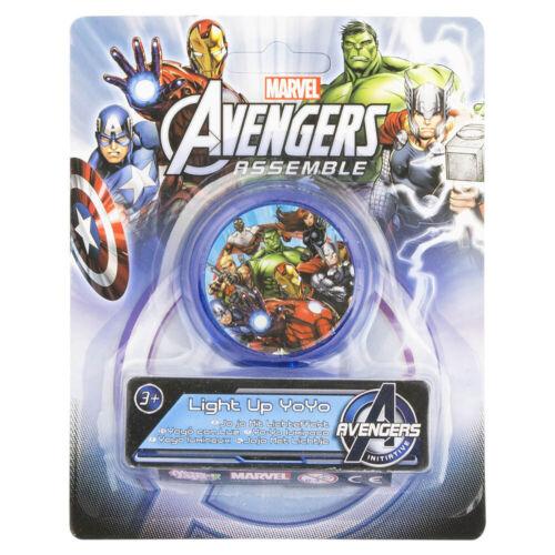 Marvel The  AVENGERS JoJo Yoyo für Kinder Spielzeug Iron Man Hulk Disney Neu